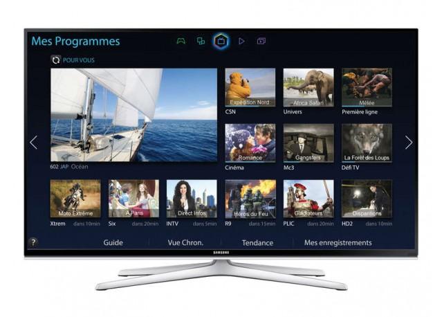 Télévision SAMSUNG - 121 cm - 3D