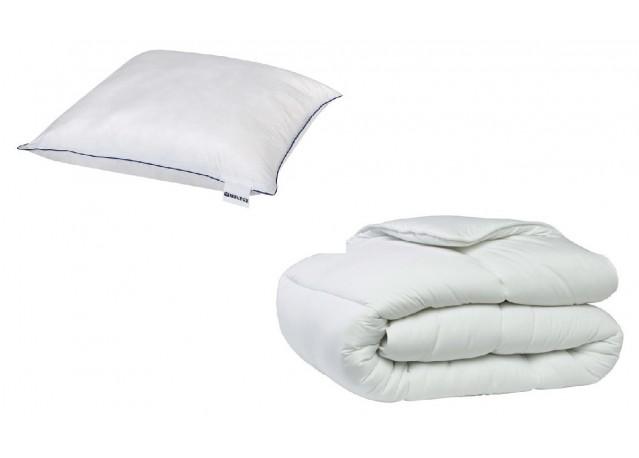 Pillow and duvet NIGHT - 140 x 200 cm