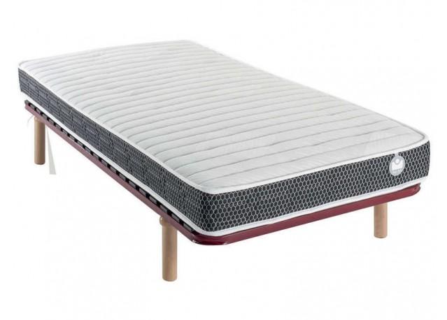 Comfort bed - 90 x 190 cm