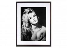 Brigitte Bardot - 45 x 60 cm