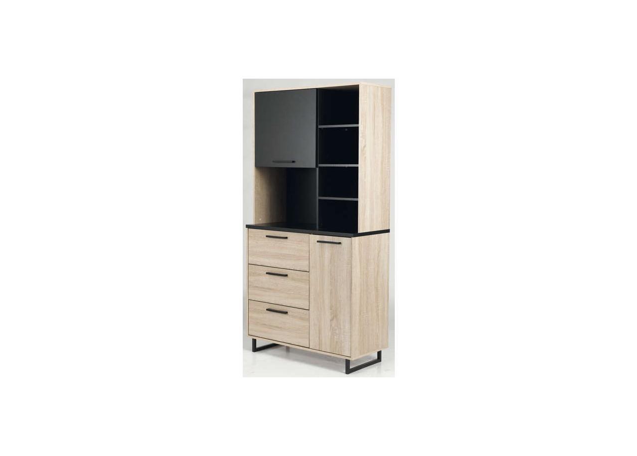 Location meuble cuisine en bois cocino for Location en meuble
