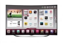 Télévision LG - 4K - Incurve - 140 cm