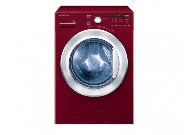 Washing machine DAEWOO - 8 kg