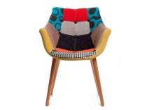 Location chaise location de chaises - Chaise eleven patchwork colors ...