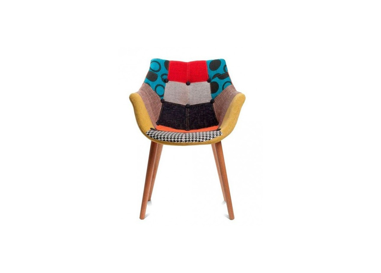 Chair Eleven Patchwork
