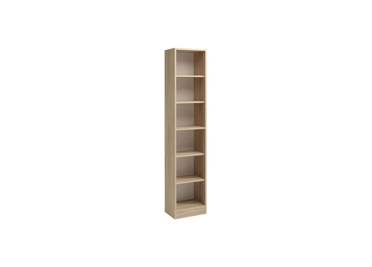 location etag re biblioth que en bois tidy s. Black Bedroom Furniture Sets. Home Design Ideas