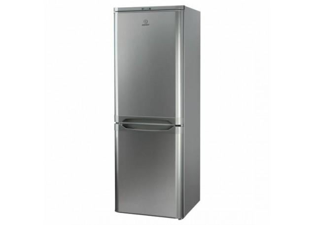 Réfrigérateur INDESIT - 217 L Inox