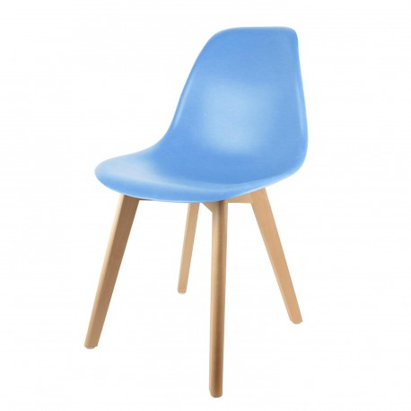 Chaise OSLO Bleu
