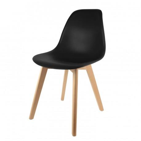 Chaise OSLO Noir