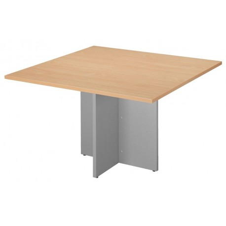 Table de réunion LILA Carré 140,0 cm