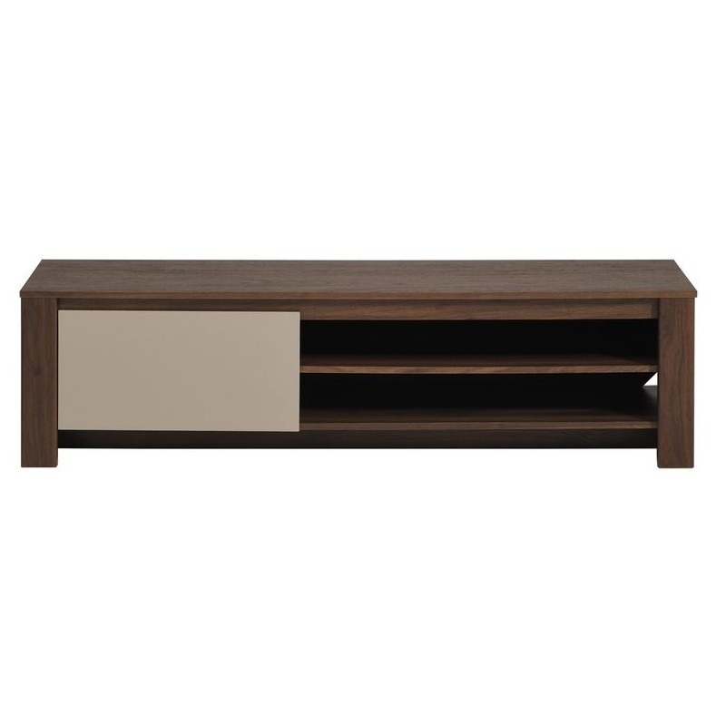 location meuble tv en bois silva. Black Bedroom Furniture Sets. Home Design Ideas