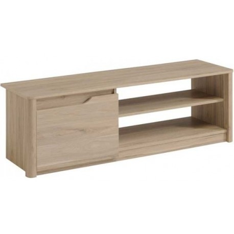 location meuble tv en bois wesley. Black Bedroom Furniture Sets. Home Design Ideas