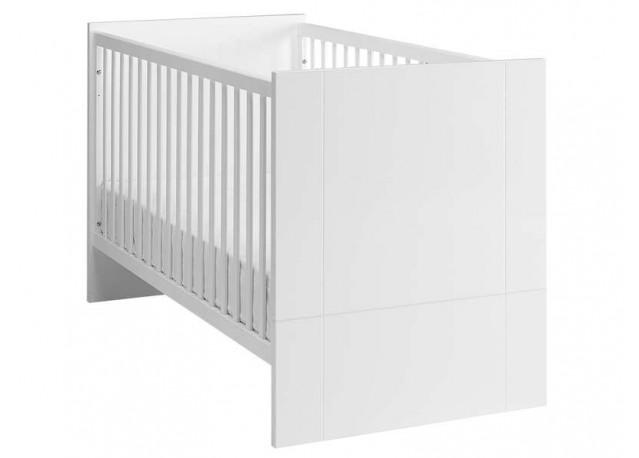 Baby crib PANDA - 70 x 140 cm