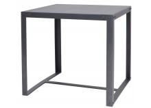 Dining table MEGAN Grey 80 cm