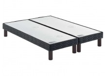 Sommier REPERE - 160 x 200 cm - Anthracite