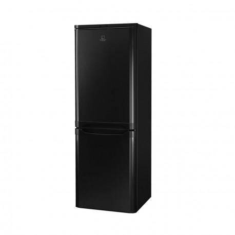 Réfrigérateur INDESIT - 217 L Noir