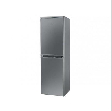 Réfrigérateur INDESIT - 234 L Inox